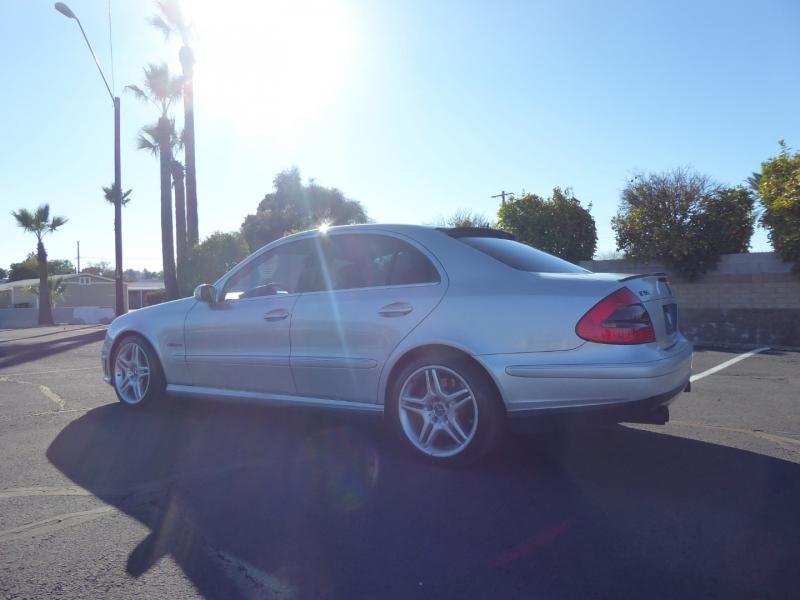 Mercedes-Benz E-Class 2004 price $8,950