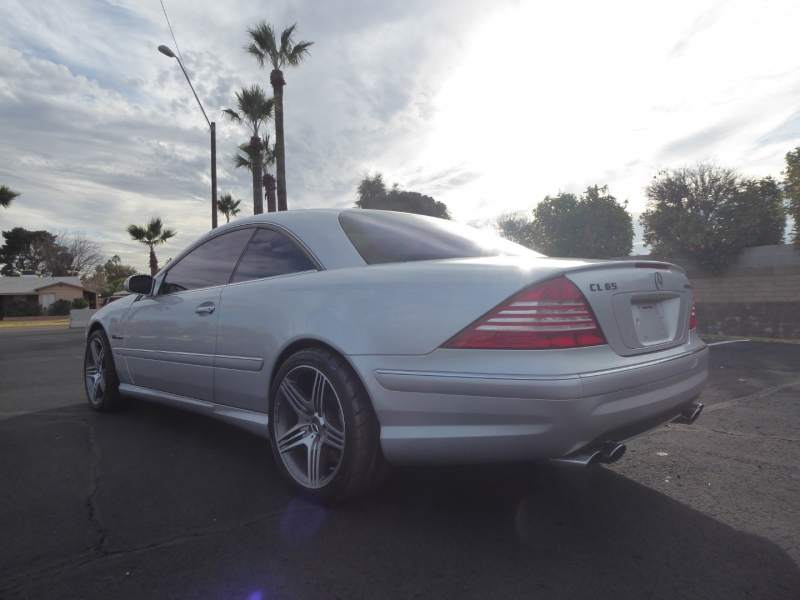 Mercedes-Benz CL65 AMG Turbo 2005 price $18,995