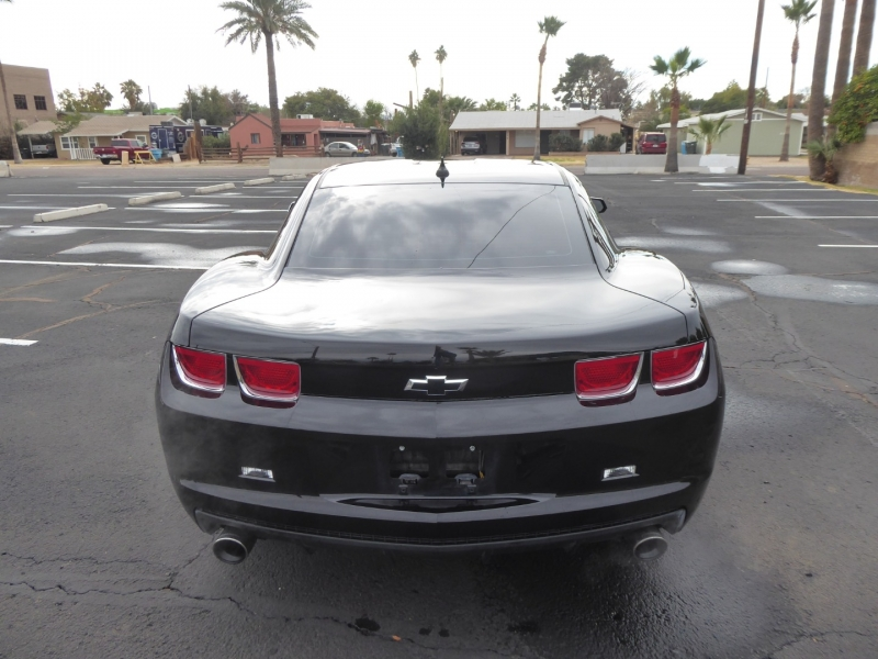 Chevrolet Camaro 2010 price $10,950