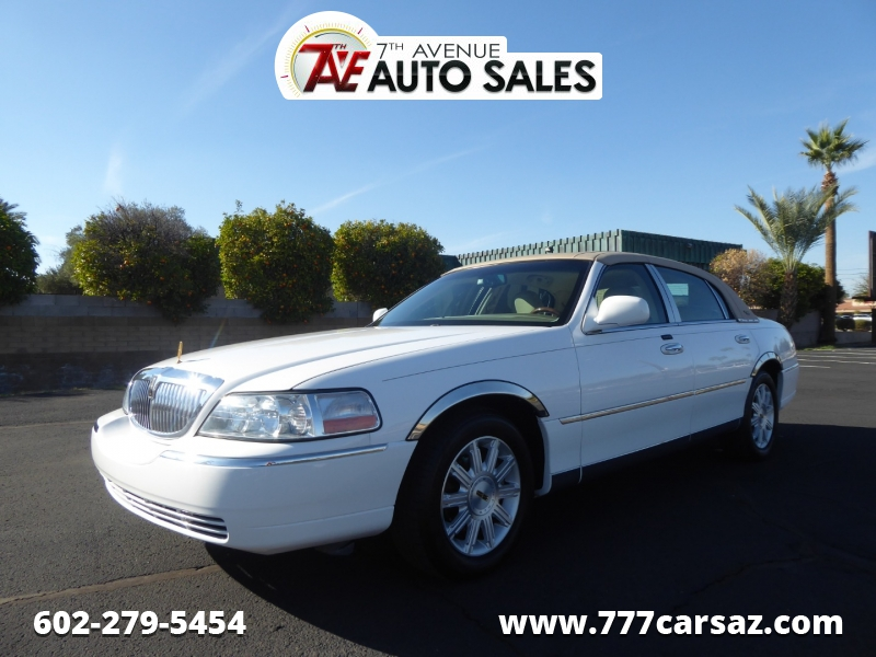 Lincoln Town Car 2006 price $6,950