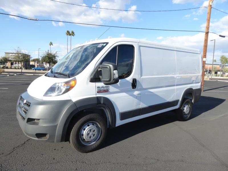 RAM ProMaster Cargo Van 2018 price $24,950