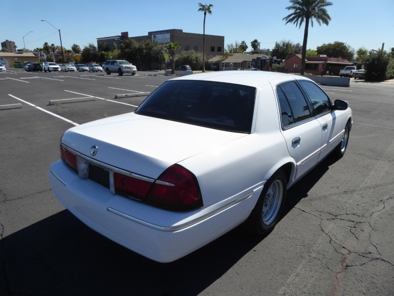 Mercury Grand Marquis 2001 price $6,995