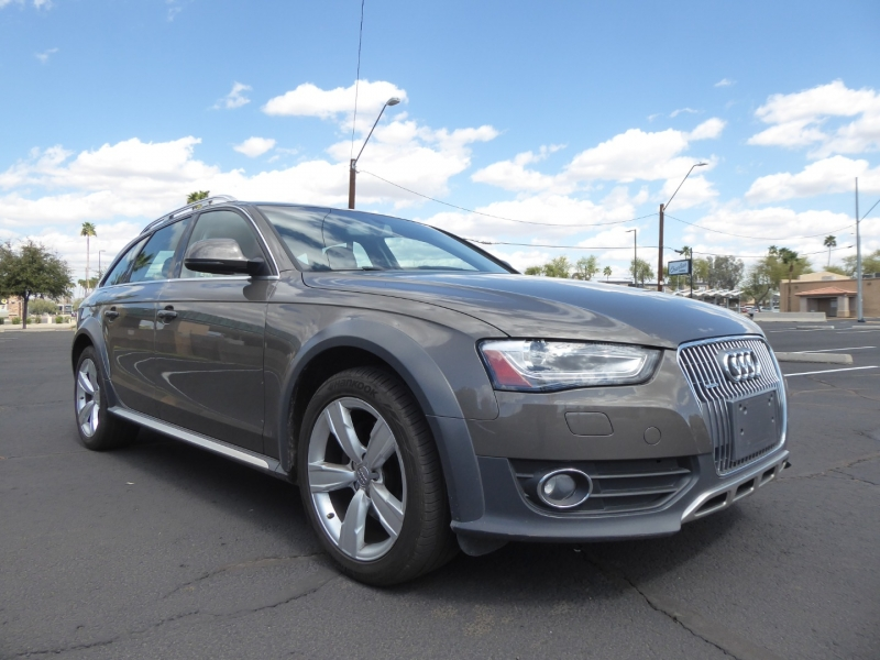 Audi allroad 2014 price $17,950