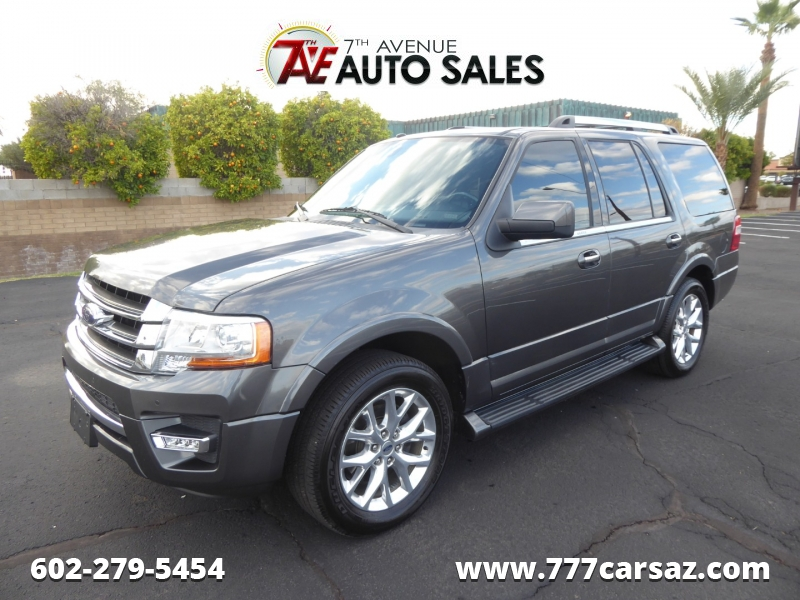 Ford Expedition 2017 price $23,950