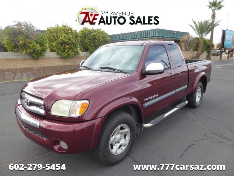 Toyota Tundra 2003 price $10,995