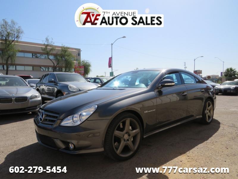 Mercedes-Benz CLS-Class 2006 price $26,995