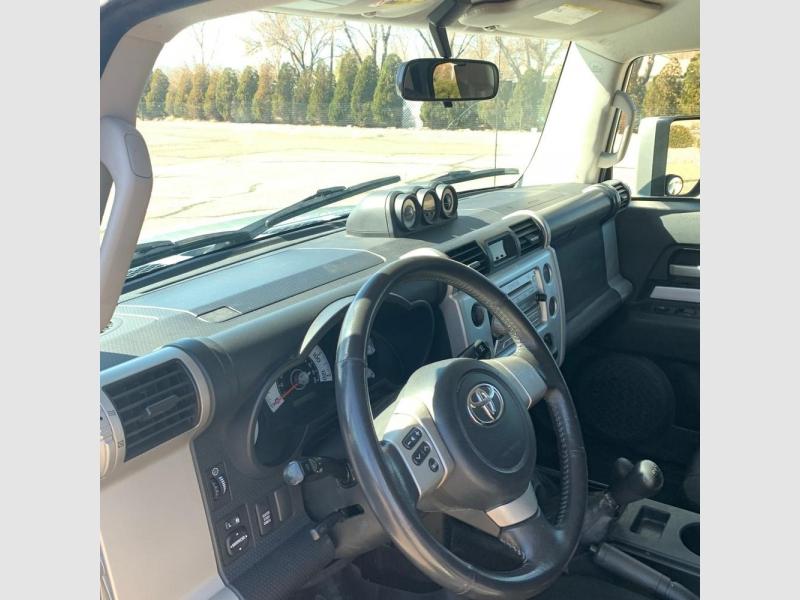 Toyota FJ Cruiser 2007 price $14,950