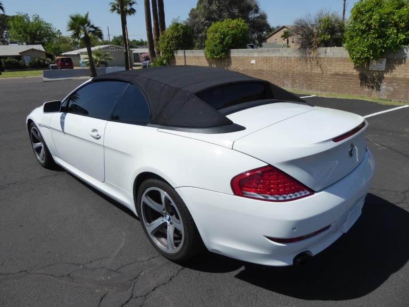 BMW 6-Series 2009 price $17,995