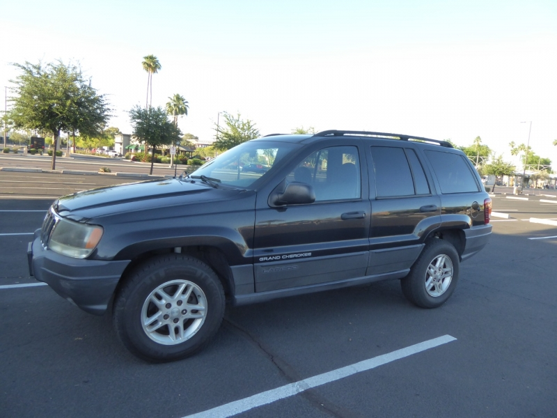 Jeep Grand Cherokee 2003 price $5,995
