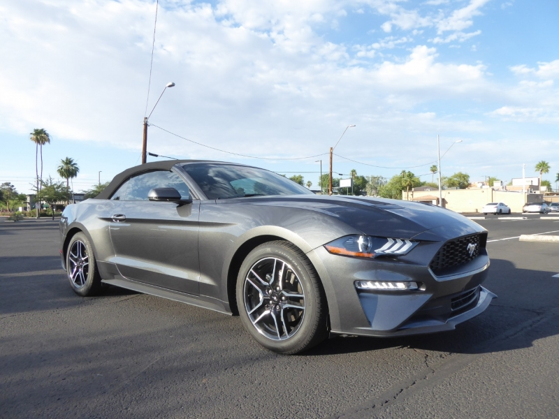 Ford Mustang 2018 price $31,950