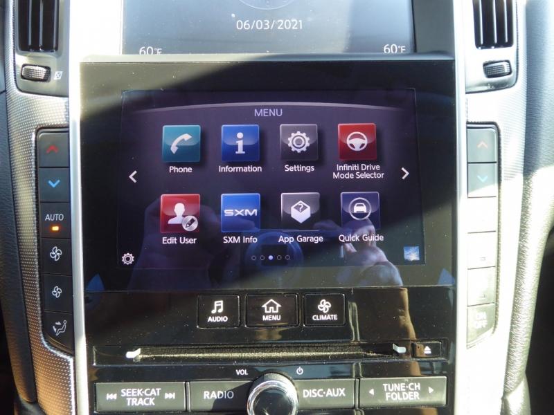 Infiniti Q50 2015 price $16,450