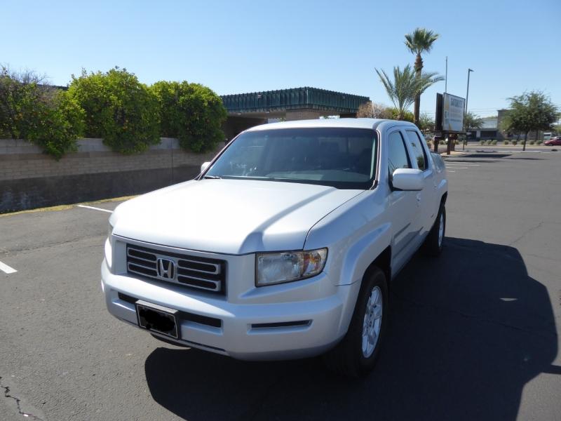 Honda Ridgeline 2006 price $10,450