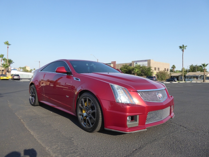 Cadillac CTS-V Coupe 2013 price $47,995