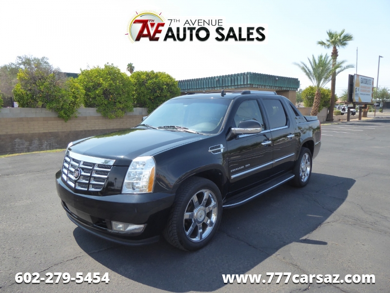 Cadillac Escalade EXT 2011 price $23,950