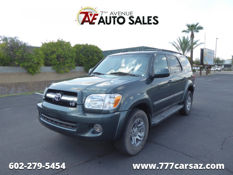 Toyota Sequoia 2006 price $10,450