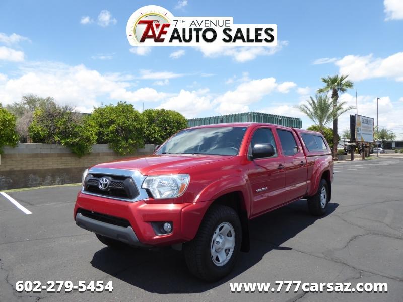 Toyota Tacoma 2015 price $31,950