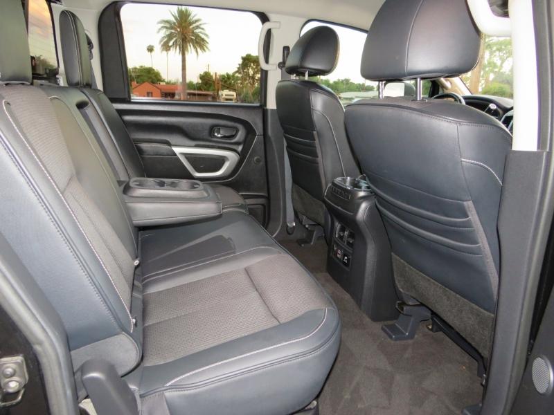 Nissan Titan 2019 price $38,995