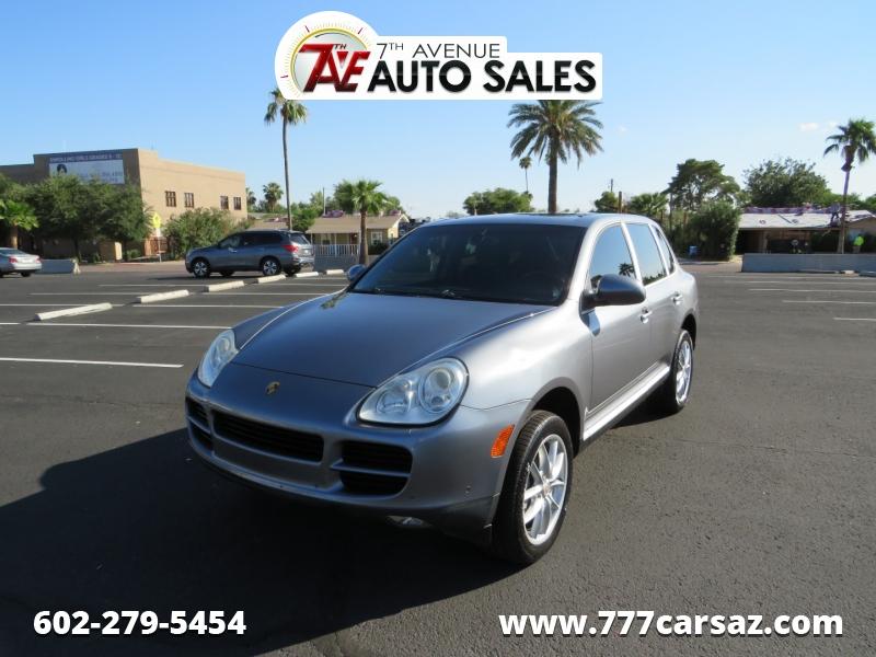 Porsche Cayenne 2004 price $9,995