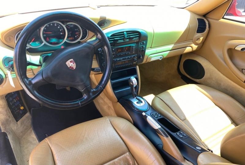 PORSCHE 911 2003 price $22,999