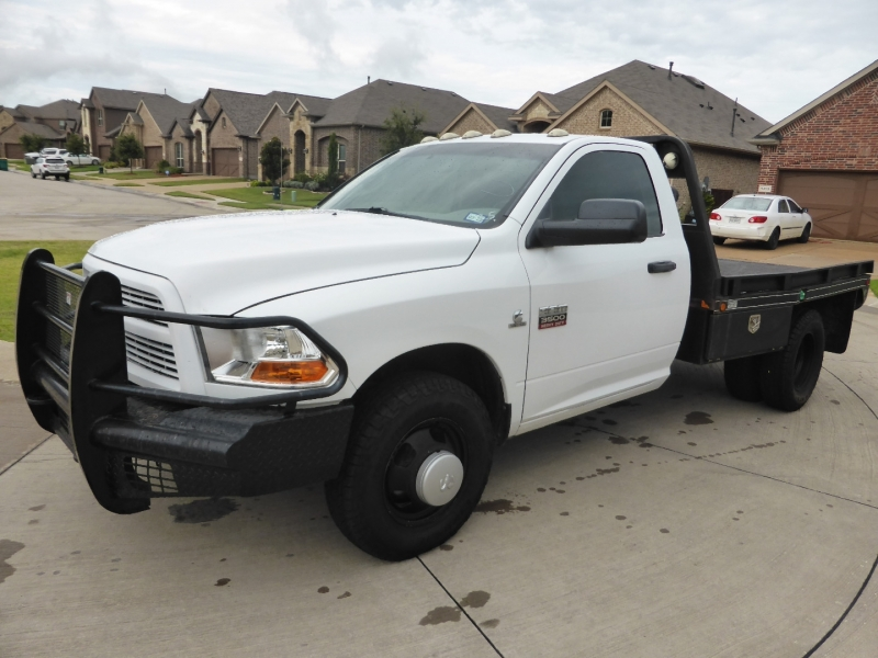 Dodge Ram 3500 2012 price $26,900
