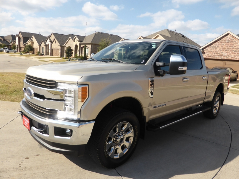 Ford Super Duty F-250 SRW 2017 price $50,995