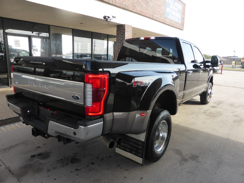 Ford Super Duty F-350 DRW 2018 price $54,995