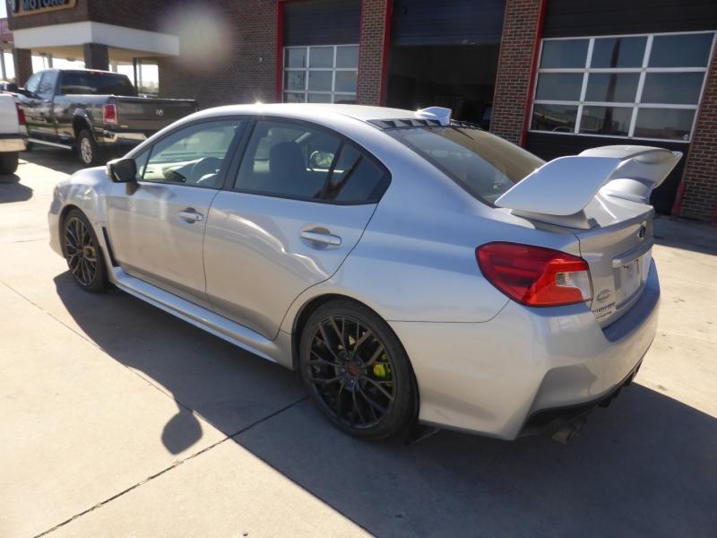 Subaru WRX 2018 price $33,995