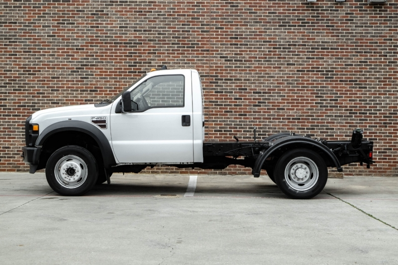 Ford Super Duty F-450 DRW 2008 price $16,995