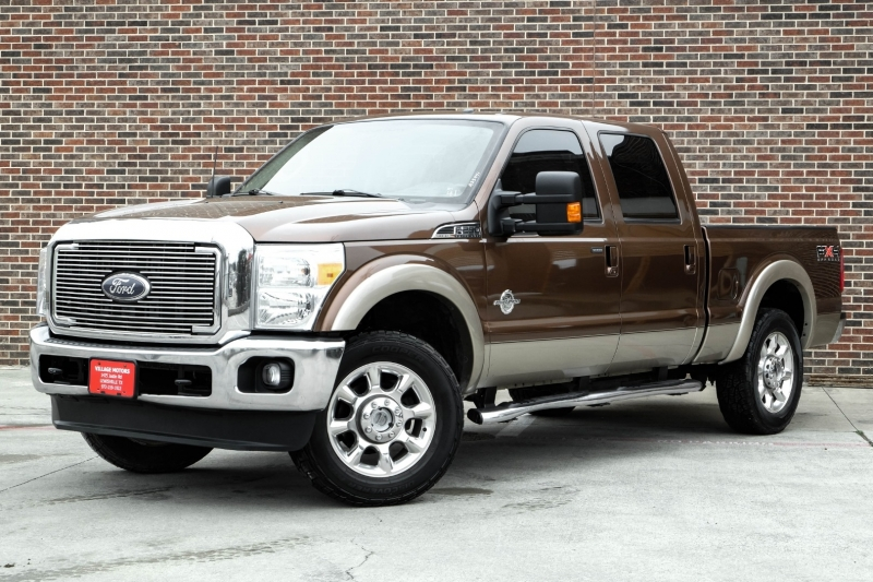 Ford Super Duty F-250 2011 price $24,995