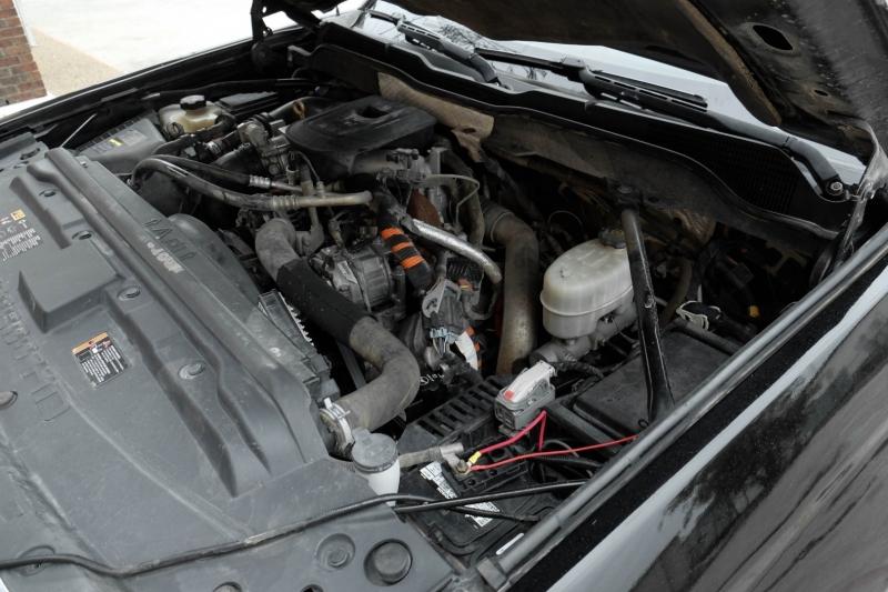 Chevrolet Silverado 3500HD Built After Aug 14 2015 price $34,995
