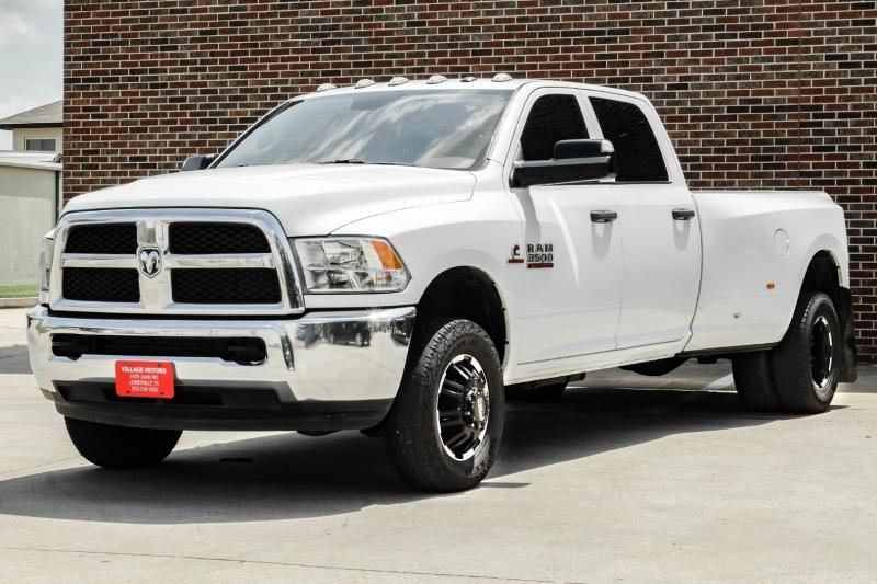 Dodge Ram 3500 2017 price $39,995