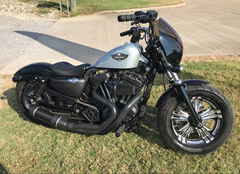 - XL1200X Forty-Eight 2012 price $6,499