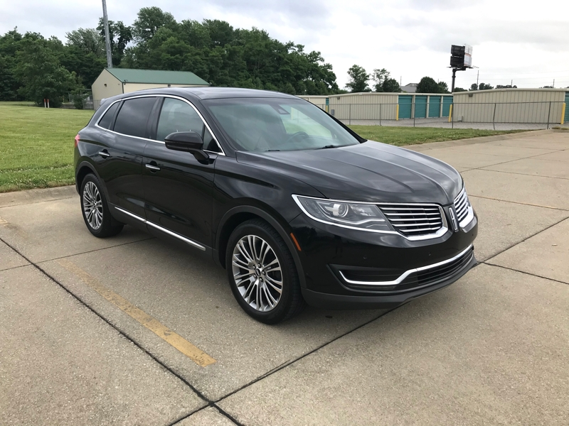 Lincoln MKX 2016 price $19,499