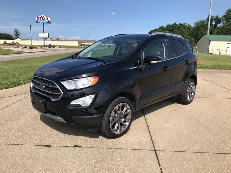Ford ECOSPORT 2019 price $16,999