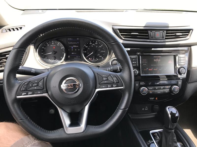 Nissan ROGUE 2019 price $19,499