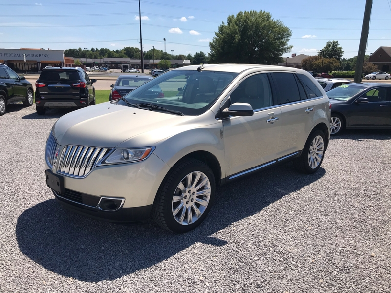 LINCOLN MKX 2011 price $11,299
