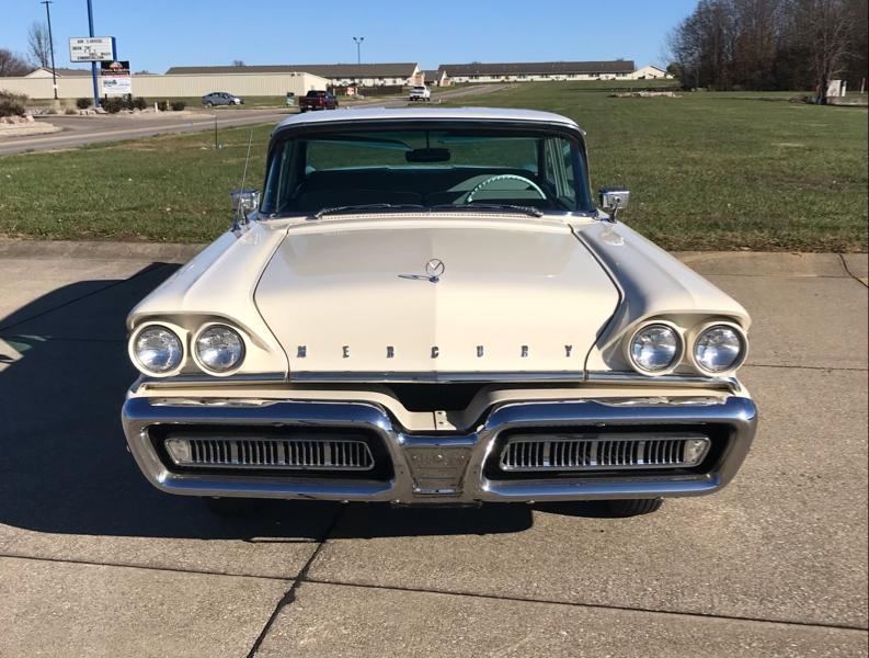 Mercury MEDALIST 1958 price $19,999