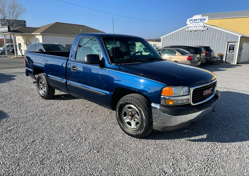 GMC NEW SIERRA 2001 price $3,999