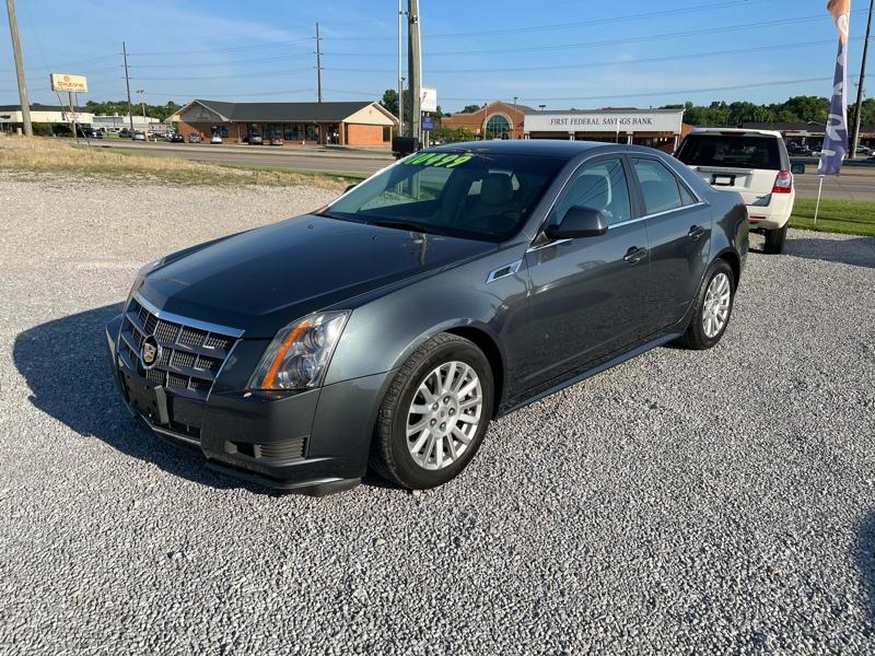 Cadillac CTS 2011 price $10,499