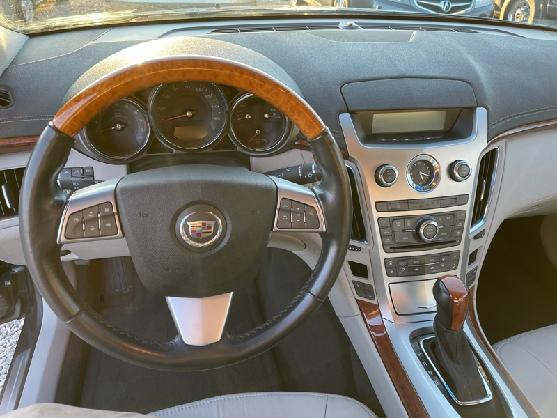 CADILLAC CTS 2011 price $9,999