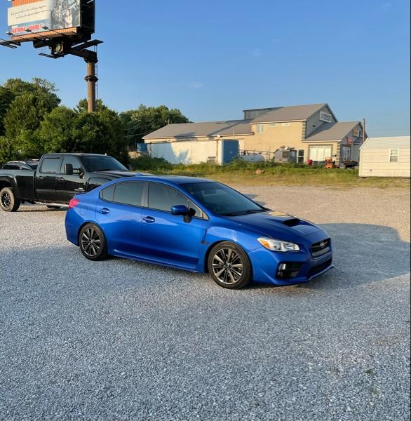 Subaru WRX 2015 price $20,499