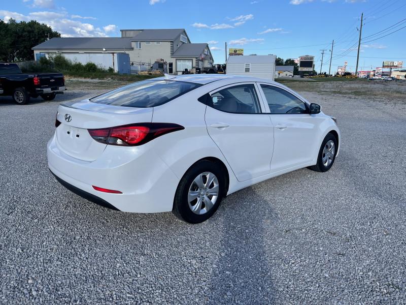 Hyundai ELANTRA 2016 price $13,499