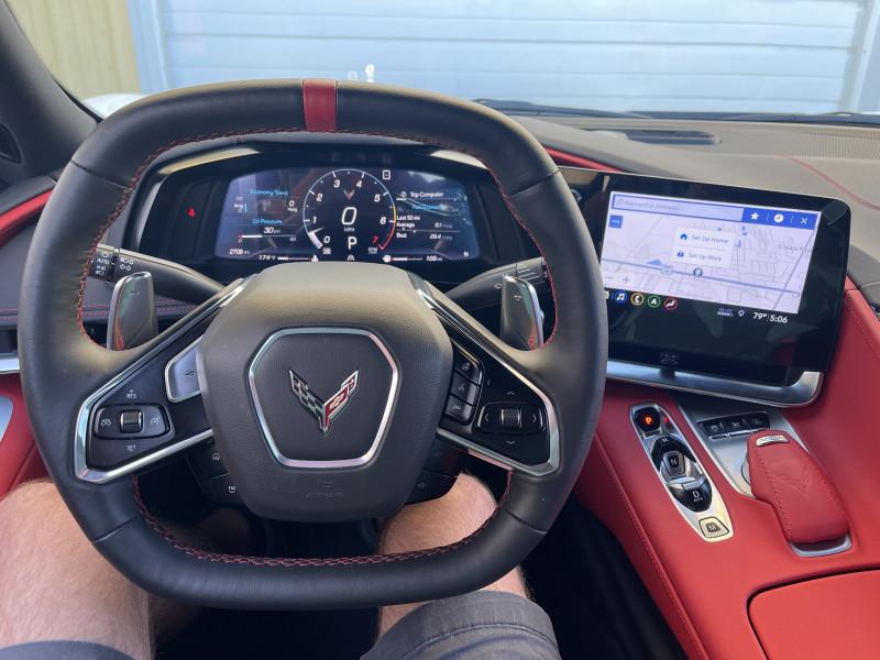 Chevrolet CORVETTE 2020 price $96,999