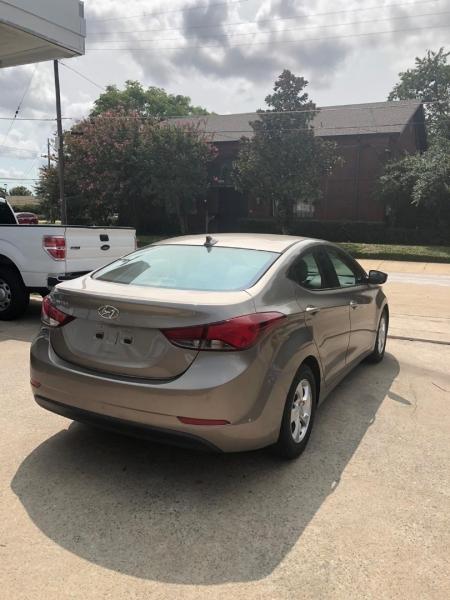 Hyundai Elantra 2015 price $6,700