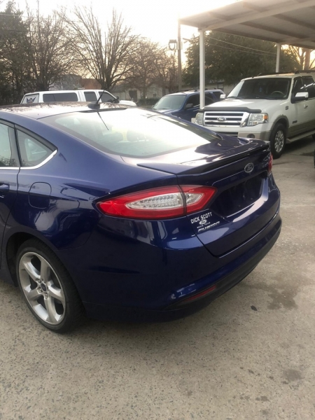 Ford Fusion 2016 price $7,500