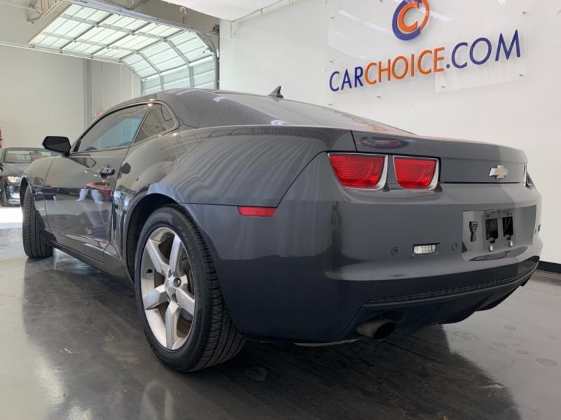 CHEVROLET CAMARO 2011 price $11,900