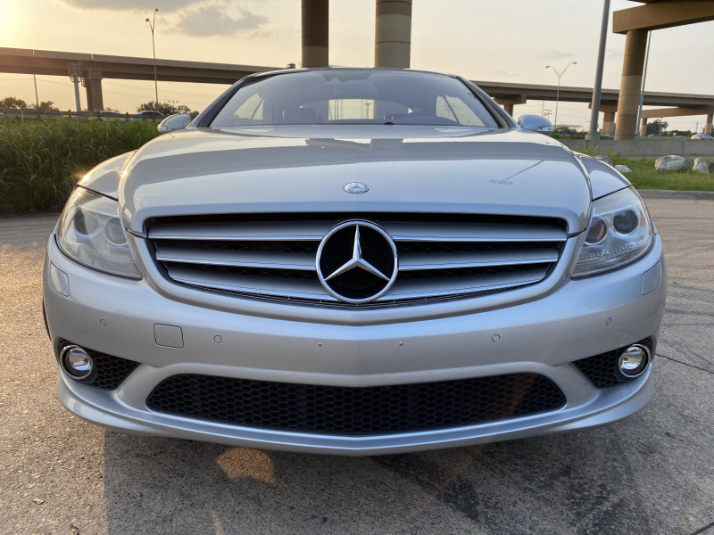 MERCEDES-BENZ CL 2008 price $15,800