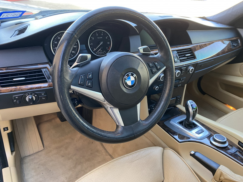 BMW 550 2008 price $7,800