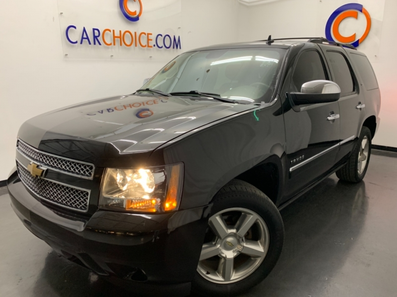 CHEVROLET TAHOE 2012 price $12,900