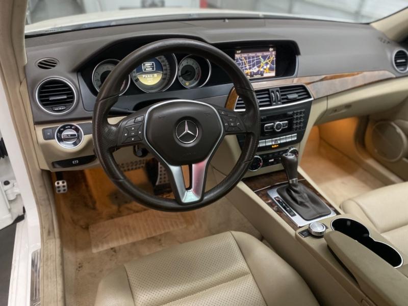 MERCEDES-BENZ C-CLASS 2012 price $11,900